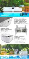 insert bbq grill outdoor kitchen cabinet w40054 4 life outdoor