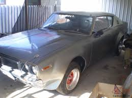 nissan skyline gt x for sale 1975 c110 skyline gtx replica datsun 240k coupe in northern sa