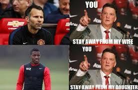 Funny Man Utd Memes - manchester united meme jokes image memes at relatably com