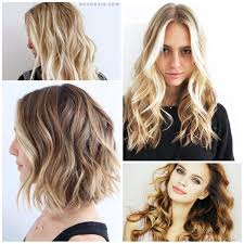 hair highlights u2013 best hair color trends 2017 u2013 top hair color