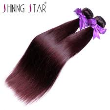 Hair Weave Extensions by Popular Red Hair Weave Extensions Buy Cheap Red Hair Weave