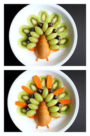 fruit salads for thanksgiving vegan turkey fruit platter petite allergy treats