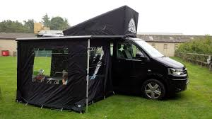 Roll Out Awning For Campervan Vw T4 T5 T6 Camping Room For Dometic Thule Fiamma F45 Omnistor 2 5