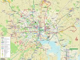 Baltimore City Map Baltimore Transit Map Cincinnati Transit Blog