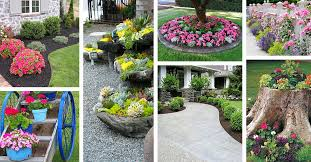 spring landscaping 50 best front yard landscaping ideas and garden designs for 2018