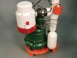 Basement Water Pump by Basement Waterproofing Sump Pump Issues