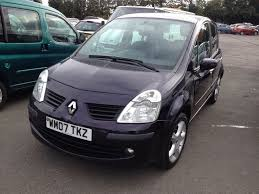renault modus 1 5 dci 2007 in purple in plymouth devon gumtree