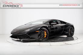 Lamborghini Huracan Coupe - used 2015 lamborghini huracan lp 610 4 for sale plainview near