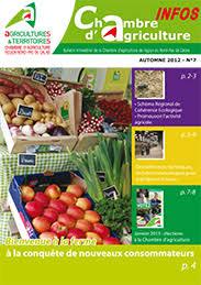 chambre d agriculture 07 a la conquête de nouveaux consommateurs revue chambre d