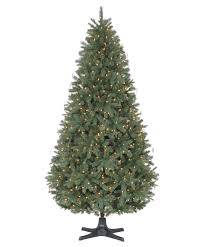 6 5 prelit hallmark royal pine artificial tree clear