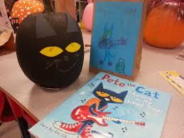 pete the cat halloween second grade nest pumpkin book reports