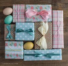 easter wrapping paper printable easter gift tags and gift wrap from lia griffith