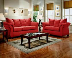 Red Loveseat Ikea Red Sofa And Loveseat House Decorations And Furniture