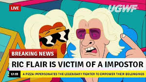 Breaking News Meme Generator - ric flair in uncle grandpa breaking news parodies know your meme