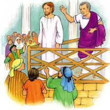 imagenes de jesus ante pilato compartiendo por amor jesús ante pilatos