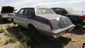 junk yards lexus ls430 1983 lincoln continental u2013 junkyard find