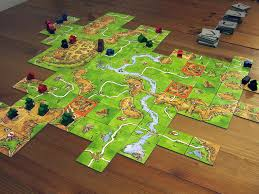 carcassonne the broken meeple carcassonne amazonas review the meeple