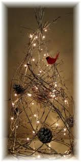 grapevine trees fashionable lighted tree home decor modern simple lighted tree