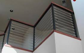 Contemporary Handrail More Images For Accent Stair U0026 Specialty New Mexico U0027s Home