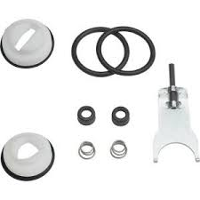 delta single handle kitchen faucet repair kit delta repair kit for faucets rp3614 the home depot