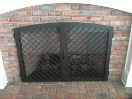 custom fireplace doors binhminh decoration