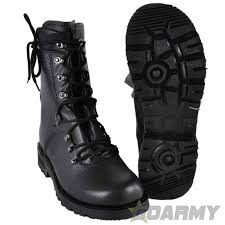 buy boots from uk german para boots boots of the bundeswehr buy at goarmy co uk