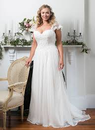 wedding dresses for larger brides curvy and comfy five dress tips for plus size brides
