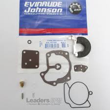 johnson evinrude omc new oem kit ay carb repair 0437327 437327 ebay