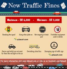 how much is a red light fine new traffic fine maximum sr 6000 minimum sr 3000 qsaudi com