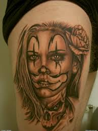 hd jester tattoos meaning clowns for and