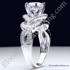 designer wedding rings unique honeymoons unique engagement rings for women by blooming