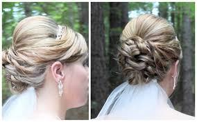 simple bridal hairstyle simple wedding hairstyle for medium hair wedding hairstyles for
