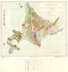Geological Map Catalogue Of Geological Maps Geological Survey Of Japan Aist