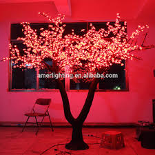 2 8m large artificial outdoor led twig tree lighted outdoor warm