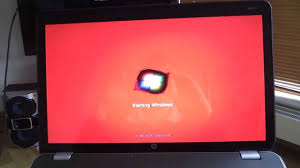 computer monitors black friday laptop screen problems black turn to red youtube
