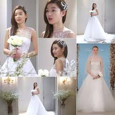 wedding dress drama korea k drama wedding dresses 10 gorgeous korean wedding looks that are