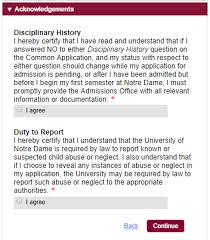 the ultimate guide to applying to notre dame