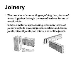 wood fasteners joinery u0026 adhesives ppt video online download