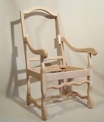 fauteuil dos fauteuil louis xiii os de mouton dos recouvert les beaux sièges