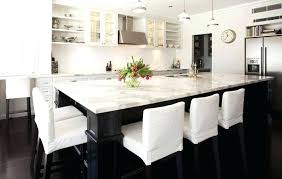 white marble kitchen island kitchen island table with chairs fitbooster me