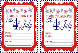 templates independence day invitation messages as well as 4th of
