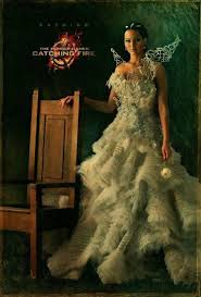 Katniss Everdeen Costume Katniss Everdeen U0027s Official Capitol Portrait Revealed U2014and It Looks