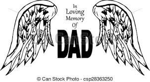 in memory of in loving memory of in memory of clipart vector search