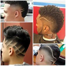 fades haircuts with designs hairs picture gallery
