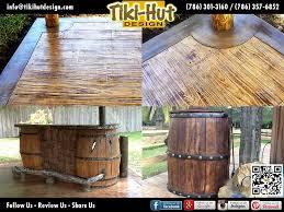 How To Make Tiki Hut Tiki Hut Design Of Miami 54 Photos Contractors 11723 S W 12