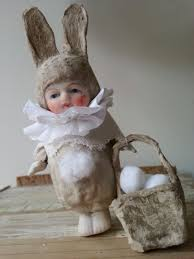 Paper Mache Easter Decorations by 308 Best Easter U0026 Spring Vintage Decor Images On Pinterest