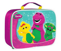 barney friends lunchbox barney lunch bag discount