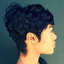 80 amazing short hairstyles for black women bun u0026 braids