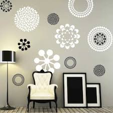 Full Wall Stickers For Bedrooms Cool Wall Decals For Bedroom With Interior Home Paint Color Ideas