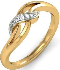girls golden rings images 25 most beautiful and simple gold ring designs for women jpg